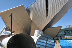 Geometry of Construction (AGrinberg) Tags: 74839cylinders denver art museum shapes solids hollow geometry