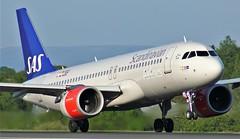 SE-ROP (AnDyMHoLdEn) Tags: sas scandinavian a320 neo staralliance egcc airport manchester manchesterairport 23l