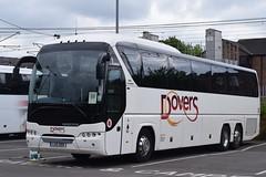 L55DOV  Dovers, Hetton le Hole (highlandreiver) Tags: l55dov l55 dov dovers hetton le hole northumberland neoplan tourliner bus coach coaches carlisle cumbria