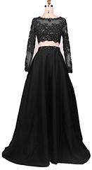 Prom Dresses Two Piece Black Shop Now   Prom Dress Hut (promdressesjvn) Tags: jovani prom dress pageant dresses sexy night gown uk