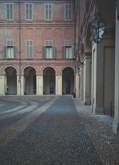 urban landscape - 48 (Rino Alessandrini) Tags: turin torino architecture street urbanscene europe buildingexterior history city old town builtstructure outdoors famousplace facade cityscape italy house cultures ancient sidewalk travel