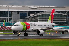 CS-TNR A320-214 TAP Air Portugal (eigjb) Tags: collinstown cstnr a320214 tap air portugal airbus a320 eidw dublin airport ireland international jet transport aviation airliner 2019 airplane aircraft aeroplane plane spotting