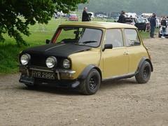 1971 Leyland Mini Clubman Auto (Neil's classics) Tags: vehicle 1971 leyland mini clubman car