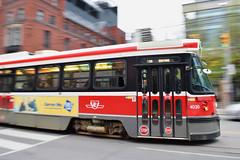 Toronto Transit Commission 4030 (apta_2050) Tags: torontotransitcommission ttc hawkersiddeleycanada hawkersiddeley utdc canadianlightrailvehicle clrv streetcar tram trolley cityscape urbanphotography cityphotography queenspark uoft toronto ontario