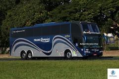 Trans Zampieri - 18 (RV Photos) Tags: bus onibus trucado turismo br116 rodoviapresidentedutra marcopolo marcopolog6 paradiso1550ld transzampieri volvo