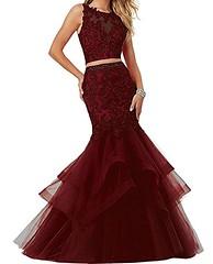 prom dresses two piece mermaid Shop Now   Prom Dress Hut (promdressesjvn) Tags: jovani prom dress pageant dresses sexy night gown uk