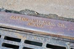 Paxton-Mitchell Co., Omaha, NE (Robby Virus) Tags: omaha nebraska ne paxtonmitchell foundry co company metal drain storm snooper bridge trucks