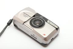 IMG_0319 (pockethifi) Tags: olympus mju zoom compact camera film