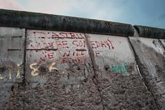 Astrid (jolenetara) Tags: hope love graffiti eastgermany gdr ddr nikond40x nikon berlin wall berlinwall concrete history germany deutschland coldwar travel europe astrid conflict berlinermauer