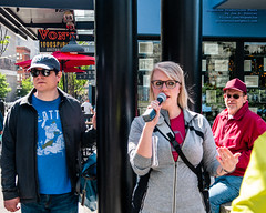 Paige Making the Case for the Seattle Streetcar (AvgeekJoe) Tags: 1835mmf18dchsm d7500 dslr nikon nikond7500 sigma1835mmf18 sigma1835mmf18dchsmart sigma1835mmf18dchsmartfornikon sigmaartlens
