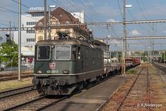Re4-4ii 420330 20190516 Pratteln (steam60163) Tags: pratteln switzerland swissrailways re44ii class420 sbb