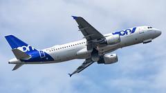 F-GKXV (fakocka84) Tags: lisztferencairport lhbp fgkxv joon airbusa320214