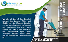 Floor Cleaning Services (menagetotal70) Tags: cleaningservices cleaningservicesmontreal cleaninglady cleaning cleaningcompanymontreal homecleaning officecleaning maidcleaning sofacleaningservices housecleaningmontreal montrealcleaners montrealcleaning bathroomcleaning montrealcleaningservices montreal laval longueuil