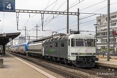 Re6/6 620003 20190516 Pratteln (steam60163) Tags: switzerland swissrailways pratteln railadventure re66 class620
