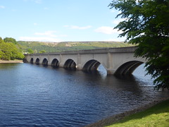Ashopton Viaduct, Ladybower       May  2019 (dave_attrill) Tags: ladybower reservoir ashopton village remains ruins peakdistrict nationalpark hopevalley derbyshire may 2019
