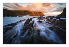 Western River Bay (Mark McLeod Photography) Tags: 2018 kangarooisland markmcleod markmcleodphotography landscape winter westernriverbay seascape rocks sunrise