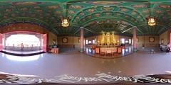 Wat Borom Racha Kanjanapisek Anusorn (krashkraft) Tags: 2019 allrightsreserved krashkraft temple thailand equirectangular