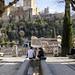 Alhambra desde mirador de Carvajales.