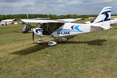 G-CJAK Best Off Skyranger (graham19492000) Tags: pophamairfield gcjak bestoff skyranger