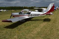 G-CDXP Evektor EV-97 Eurostar (graham19492000) Tags: pophamairfield gcdxp evektor ev97 eurostar