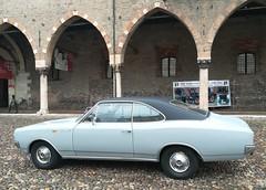 Opel Rekord C Coupé (Giulio Pedrana - La Tenaglia Impazzita) Tags: opelfans opel vintagecars raduniautostoriche mantova