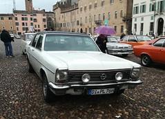 Opel Diplomat (Giulio Pedrana - La Tenaglia Impazzita) Tags: opelfans opel vintagecars raduniautostoriche mantova