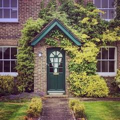 Slinfold Doortrait (Puckpics) Tags: instagram ifttt frontdoor slinfold porch westsussex doortrait door