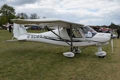 G-SCMG Ikarus Comco C-42 (graham19492000) Tags: pophamairfield gscmg ikarus comco c42