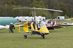 G-KENG AutoGyro Europe MT-03 (graham19492000) Tags: pophamairfield gkeng autogyroeurope mt03 gyrocopter
