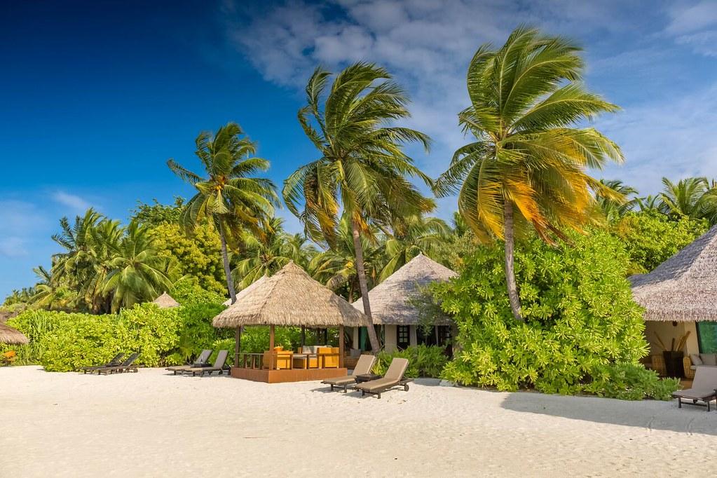 Sunset Prestige Pavilion Beach Villa - Exterior