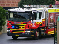 Fire & Rescue NSW. (TimBo's pics) Tags: firestations busby fireandrescuensw scania firetrucks fireengines