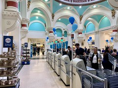 Belfast Tesco Metro on Monday 20th May 2019, the first day of reopening since Bank Buildings Fire of Tuesday 28th August 2018 (John D McDonald) Tags: iphone appleiphone iphonexr appleiphonexr northernireland ni ulster geotagged belfast royalavenue herculesstreet provincialbank tesco tescometro belfasttesco belfasttescometro