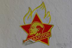 Die Propagandaschule-0005 (Under The Dust) Tags: ddr propaganda soviet sowjet urbex coldwar abandonned school schule kasern