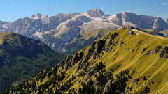 Campitello-078 (NiBe60) Tags: berg alpen italien trentino südtirol dolomiten fassatal campitello canazei rifugio belvedere fredarola bindelweg col dei rossi kesselkogel rosengarten mountain alps italy south tyrol dolomites val di fassa