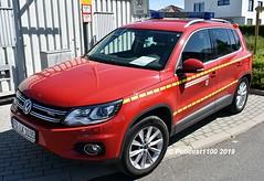 Feuerwehr Fulda VW Tiguan FD.LK1035 (policest1100) Tags: feuerwehr fulda vw tiguan fire