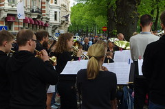 Music (rotabaga) Tags: sverige sweden göteborg gothenburg pentax k5 göteborgsvarvet halfmaraton