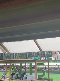 """La nostra società ha partecipato all'evento a Piazza di Siena in Roma per """"Mobilità ad impatto zero: il futuro è green"""" presidente Guido Grimaldi con la partecipazione di Matteo Salvini e Bruno Vespa."""
