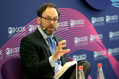 2019 OECD Forum: Richard Wike, Director of Global Attitudes Research, Pew Research Center WithRory Clarke, Editor  in Chief OECD Observer Public Affairs & Communication OECD (Organisation for Economic Co-operation and Develop) Tags: oecd ocde forum 2019 paris talktogether richardwike directorofglobalattitudesresearch pewresearchcenterwithroryclarke editorinchiefoecdobserverpublicaffairscommunicationoe france pew research center withrory clarkeeditor chief observer public affairs communication