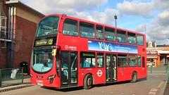 Arriva London - DW557 - LJ62FNF (Waterford_Man) Tags: dw557 lj62fnf wrightbus arrivalondon
