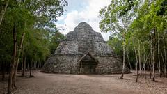Coba - Yucatan - [Mexique] (2OZR) Tags: mexique histoire culturel