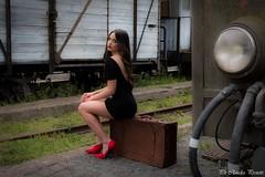 IMG_4485 (Claudia.Proietti.Click) Tags: ferrovia trenino roma