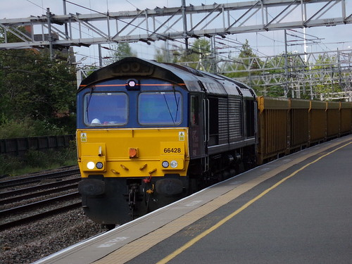 Direct Rail Services Class 66 66428