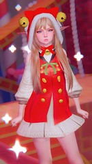 Where Did Santa Go `^ ´ (Obducto) Tags: skyrim screenshot tesv elf little girl