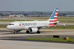 N738US A-319-112 American Airlines (ChrisChen76) Tags: atlanta a319112 americanairlines usa