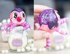 [Commission] Cheshire Tako (koalakrashdolls) Tags: cheshire cat tako poulpe octopuss cerisedolls koalakrash koala krash art toy toys arttoy