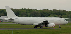 Airbus A320: 3125 LZ-BHI A320-232 BH Air Newcastle Airport (emdjt42) Tags: lzbhi a320 airbus newcastleairport bhair