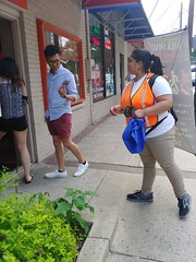ITA_IDC_SHA_UMDWalksmartRt1_051819_15 (Idle Time Ads) Tags: streetteam publicoutreach itapromotions idletimeadvertising maryland washington dc virginia pedestriansafety universityofmaryland collegeparkwalksmart sha mdot