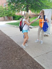 ITA_IDC_SHA_UMDWalksmartRt1_051819_13 (Idle Time Ads) Tags: streetteam publicoutreach itapromotions idletimeadvertising maryland washington dc virginia pedestriansafety universityofmaryland collegeparkwalksmart sha mdot