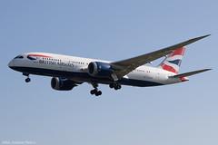G-ZBJD (Baz Aviation Photo's) Tags: gzbjd boeing 7878 dreamliner british airways baw ba heathrow egll lhr 27l ba228
