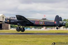 Avro Lancaster PA474 - Battle of Britain Memorial Flight (Aimeric D. Photographies) Tags: avion plane planes spotter airshow riat fairford
